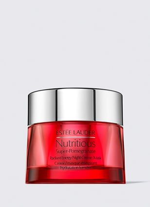 Nutritious Super-Pomegranate Radiant Energy Night Creme/Mask 50ml
